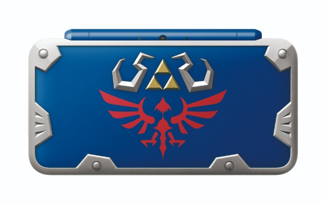 Hylian Shield 2DS XL