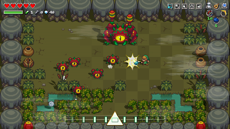 Cadence of Hyrule E3 Screenshot
