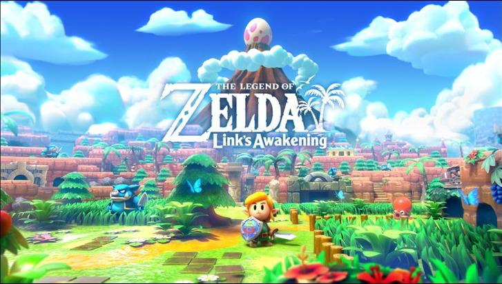 Zelda: Link's Awakening Coming September 20, 2019 Alongside New Link amiibo, Includes Dungeon Maker