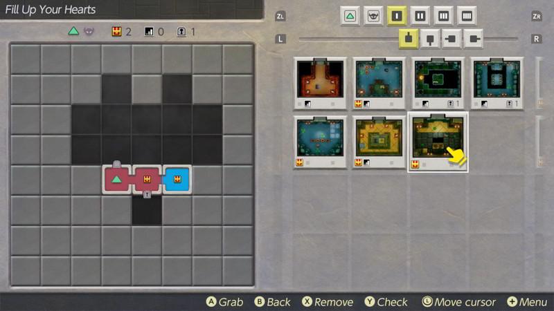 Link's Awakening Chamber Dungeon