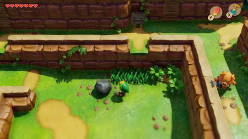 Link S Awakening Switch Warp Points Guide