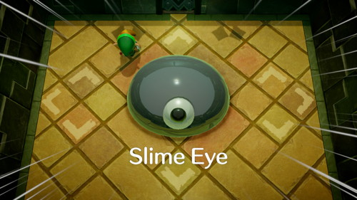 Link's Awakening Switch Slime Eye