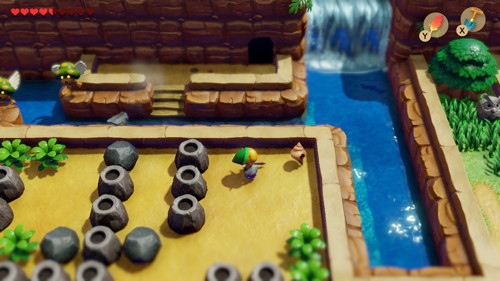 Link's Awakening Switch Walkthrough