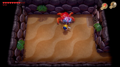 Link's Awakening Switch Gohma