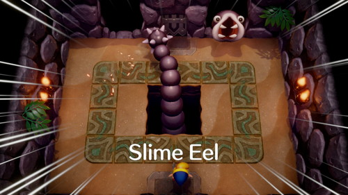 Link's Awakening Switch Slime Eel