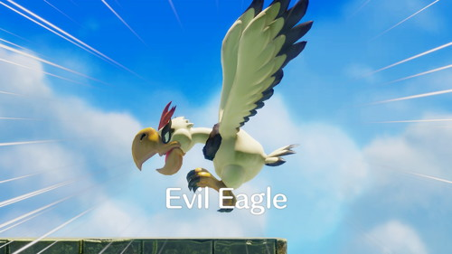 Link's Awakening Switch Evil Eagle