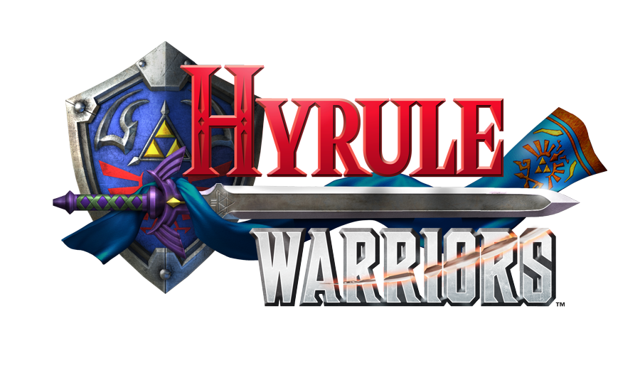 Hyrule Warriors European Logo