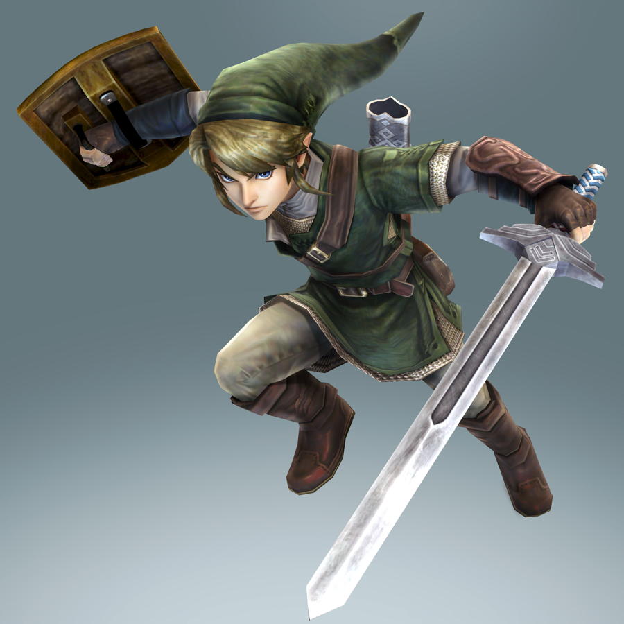 A Host of New Hyrule Warriors Images Show off New Characters