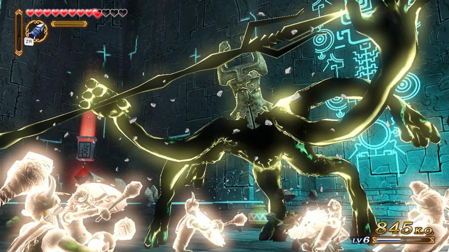 Hyrule Warriors Screenshots