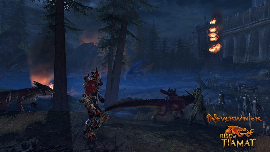 Neverwinter: Rise of Tiamat Screenshot