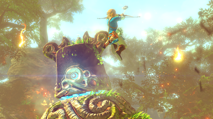 Aonuma Further Explains Zelda Wii U's Vast World, Game Only Possible Due to Wii U Hardware