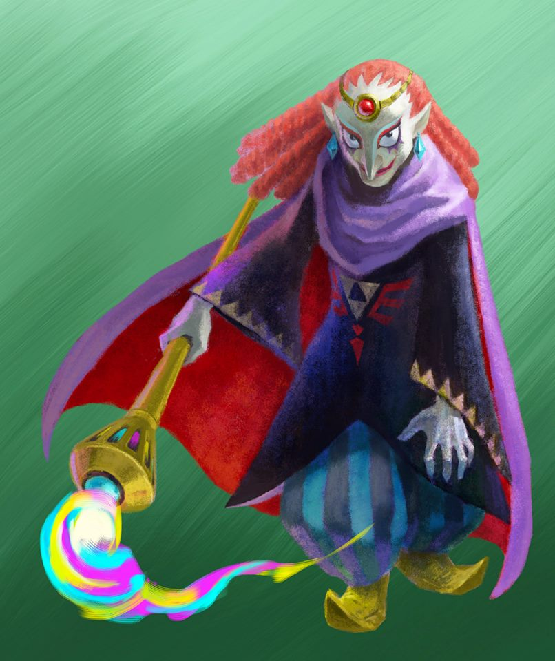 A Link Between Worlds Villain