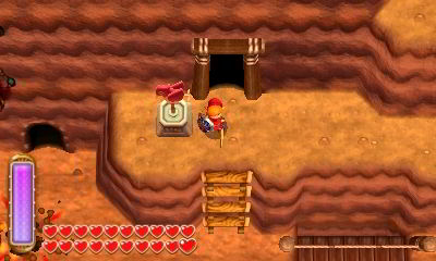 A Link Between Worlds Walkthrough: Death Mountain
