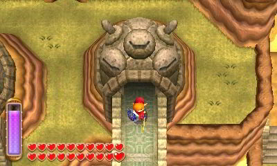A Link Between Worlds Walkthrough: Desert Palace