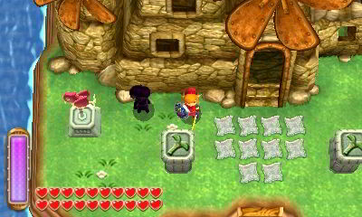 A Link Between Worlds Walkthrough: House of Gales