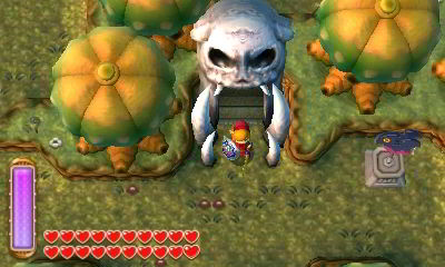 A Link Between Worlds Walkthrough: Skull Woods