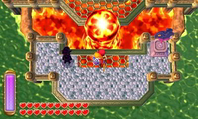 A Link Between Worlds Walkthrough: Turtle Rock