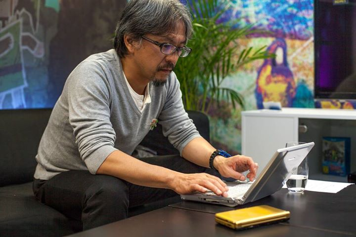 Eiji Aonuma Q and A About A Link Between Worlds