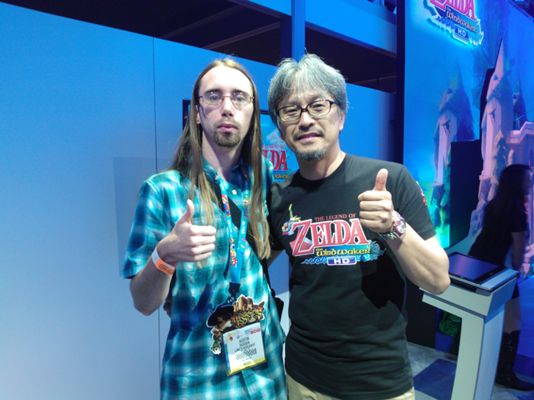 Eiji Aonuma on The Wind Waker HD