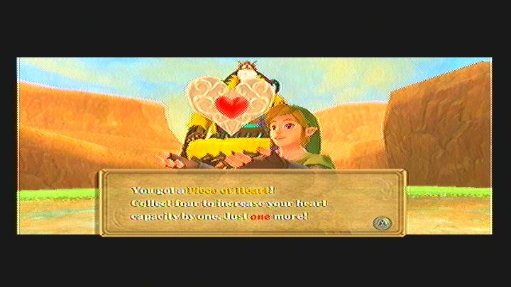 Boss Challenge Heart Piece