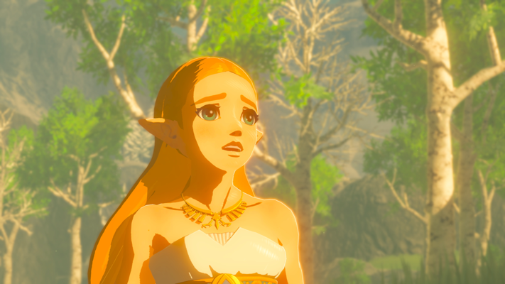 Breath of the Wild Rendered at 900p on Switch, Wii U Version Requires 3 GB Install