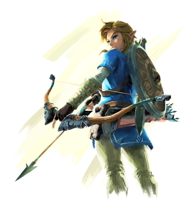 Nintendo Details the Open World of Breath of the Wild