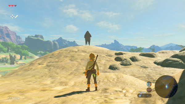 Breath of the Wild Walkthrough - Great Plateau