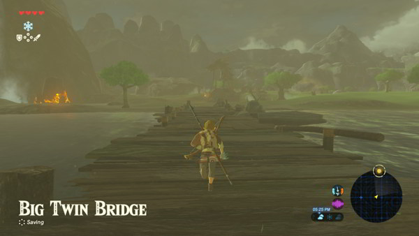 Breath of the Wild Walkthrough - Hyrule Kingdom