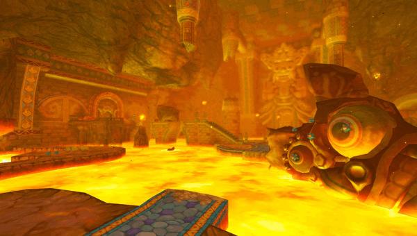 Conventional Changes in Zelda