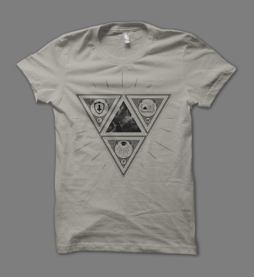Cory Schmitz Shadow Triforce Shirt Idea
