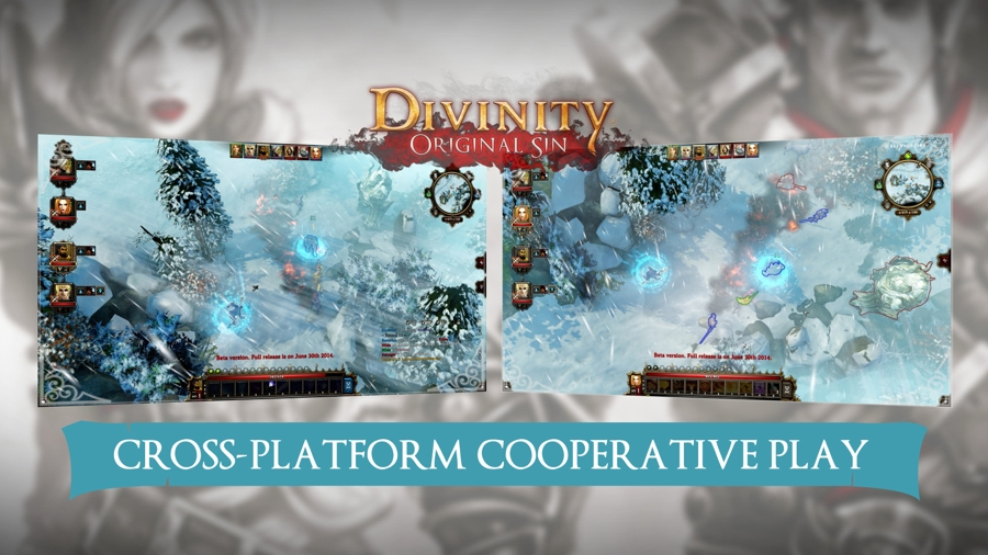 Divinity: Original Sin Screenshot