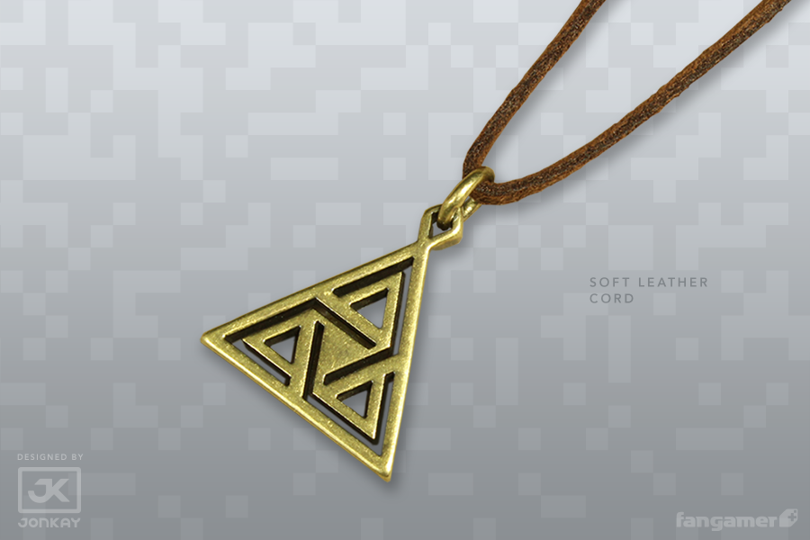 Fangamer Trinity Necklace