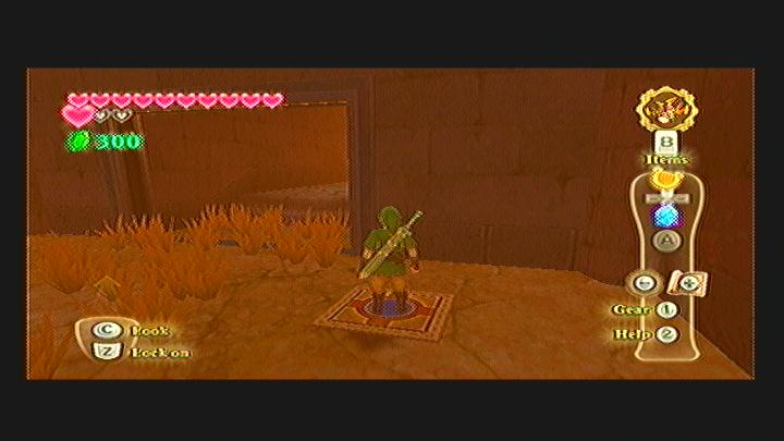 Skyward Sword Bottle #4