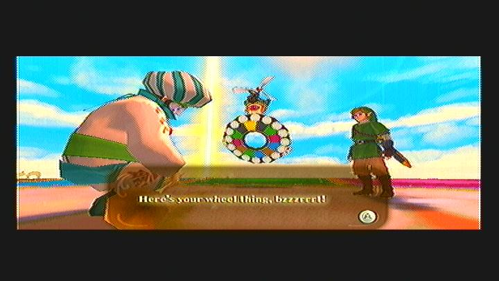 Skyward Sword Fun Fun Island Guide