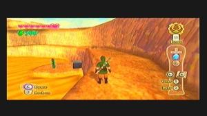 Lanayru Desert Goddess Cube