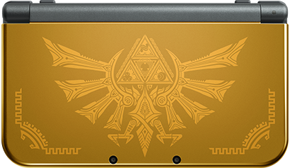 Hyrule Edition New Nintendo 3DS XL