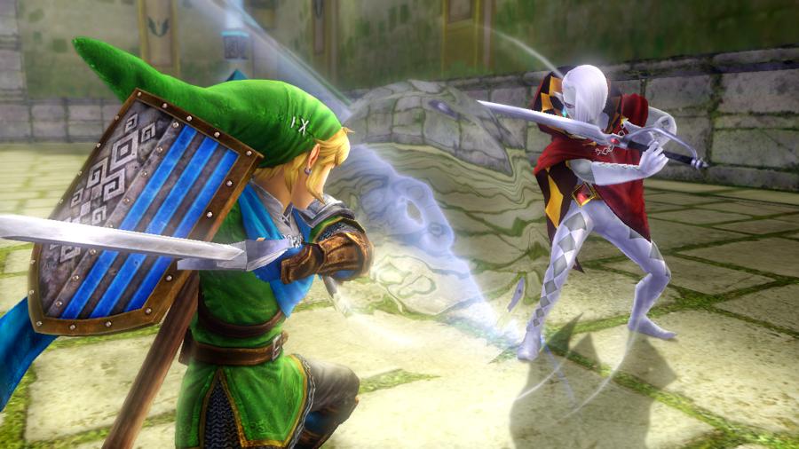 Hyrule Warriors Screenshot