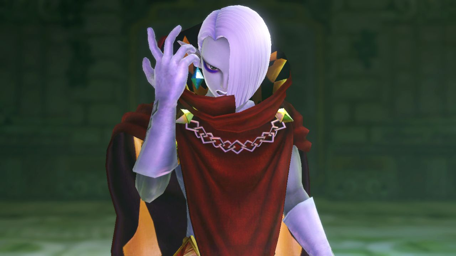 Hyrule Warriors Girahim Screenshot