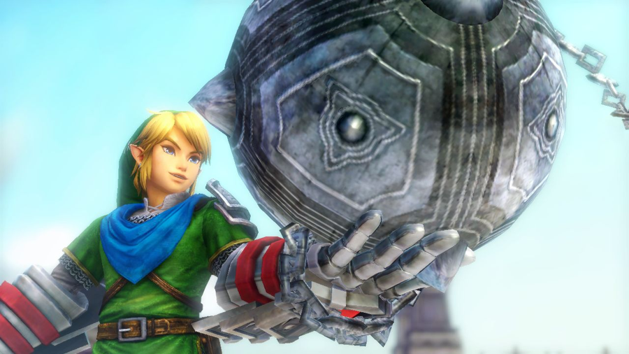 Hyrule Warriors Link Ball & Chain