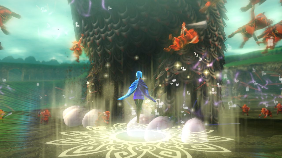 Hyrule Warriors Screenshot