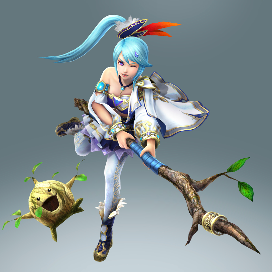Hyrule Warriors Character Artwork