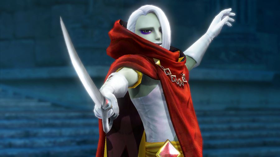 Hyrule Warriors Ghirahim Screenshot