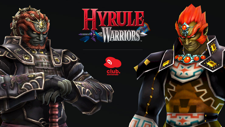 Hyrule Warriors Club Nintendo Promotion
