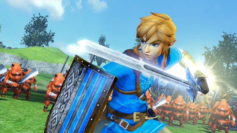 Hyrule Warriors Definitive Edition Screenshot