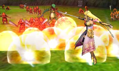 Hyrule Warriors Legends E3 2015 Screenshot