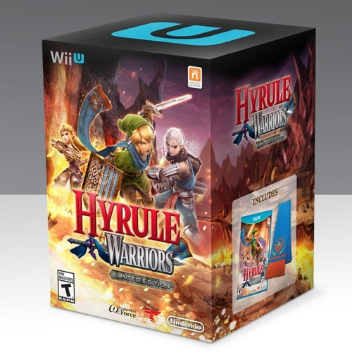 North American Hyrule Warriors Limited Edition