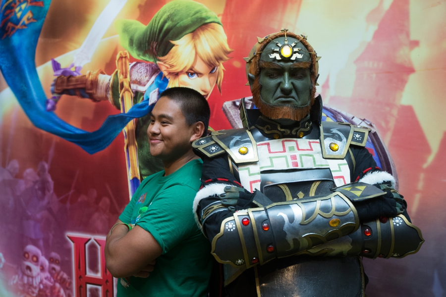 Hyrule Warriors PAX Event