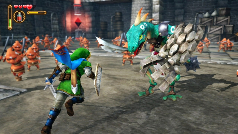 Legend of Zelda: Hyrule Warriors