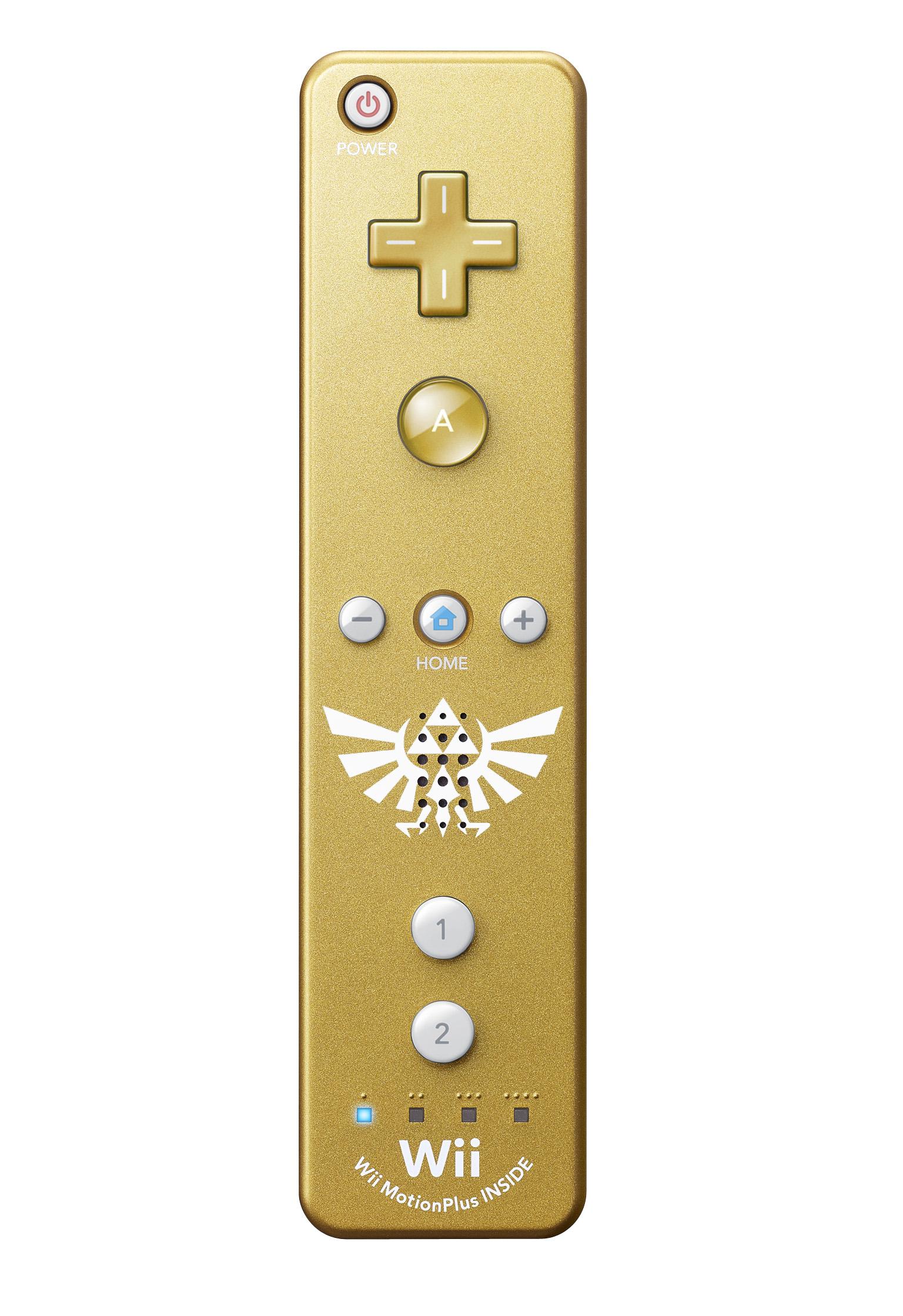 Nintendo wii: nintendo europe offering limited edition zelda.