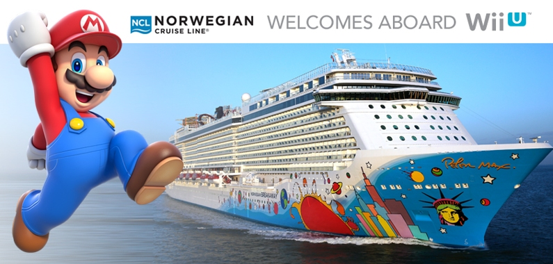 The Wind Waker HD Among First Games Scheduled for Nintendo's Wii U Partnership with Norwegian Cruise Line